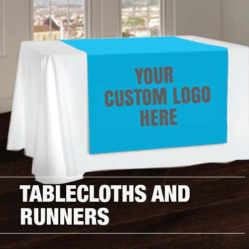 Colorado Textile Tablecloth and Runners